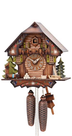 Il shop per orologi a cucù originali dalla Foresta Nera